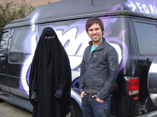Ik ben een rechtlijnige moslima