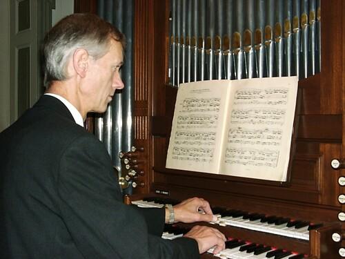 De Populaire orgelbespeling van zaterdag 7 december