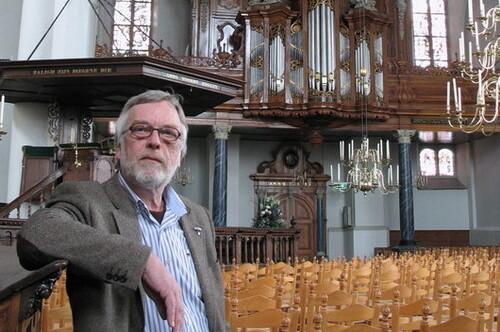 De Populaire orgelbespeling van zaterdag 3 november