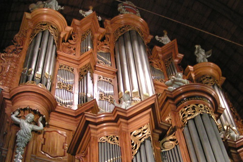Populaire orgelbespeling van zaterdag 1 december