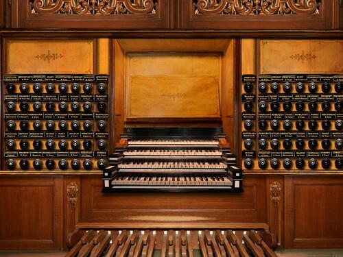 De Populaire orgelbespeling van zaterdag 24 augustus