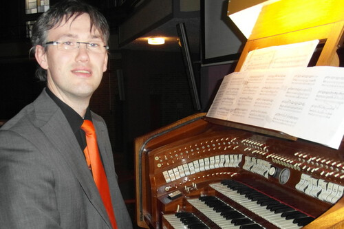 De Populaire orgelbespeling van zaterdag 12 januari