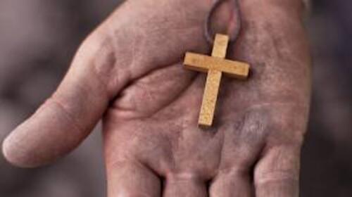 Nederland wordt steeds christelijker!
