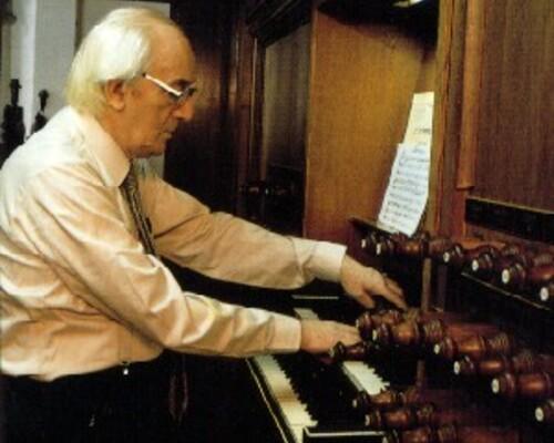 De populaire orgelbespeling van zaterdag 18 mei