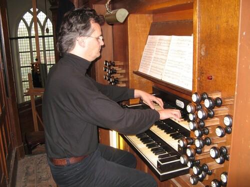 De Populaire orgelbespeling van zaterdag 25 mei