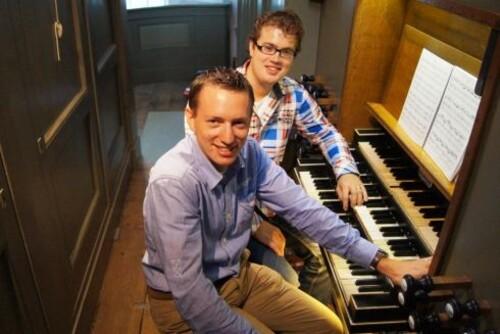 De Populaire orgelbespeling van zaterdag 8 juni