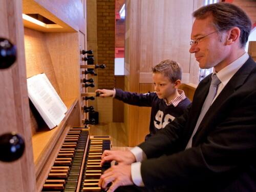 De Populaire orgelbespeling van zaterdag 15 juni