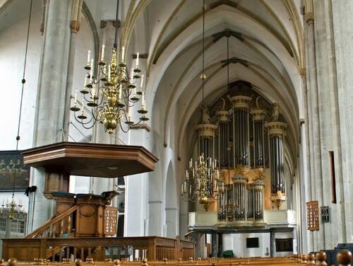 De Populaire orgelbespeling van zaterdag 13 juli