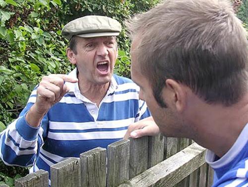 Burenruzie, en: spontane gesprekken