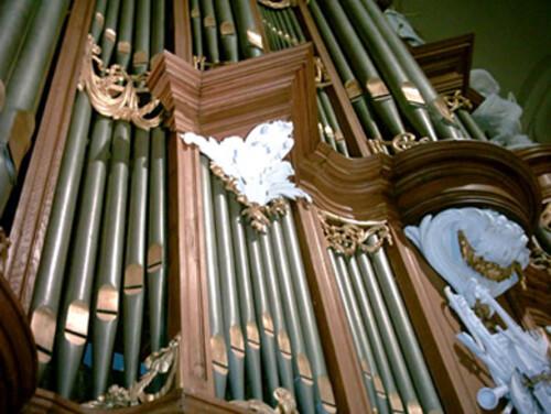 De Populaire orgelbespeling van zaterdag 10 augustus
