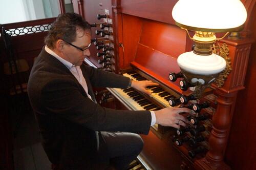 De Populaire orgelbespeling van zaterdag 14 september