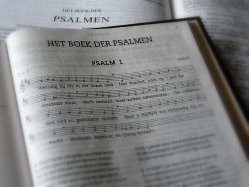 Song of Praise van zondag 27 oktober