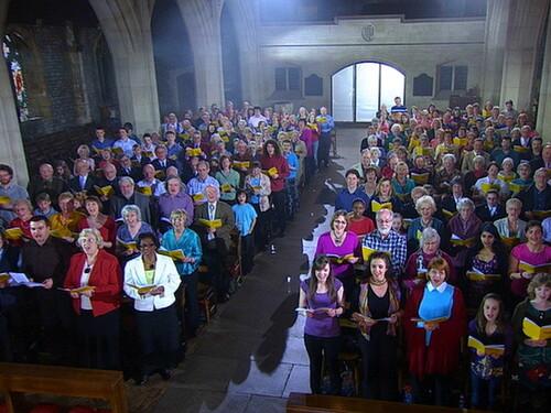 Songs of Praise van zondag 3 november