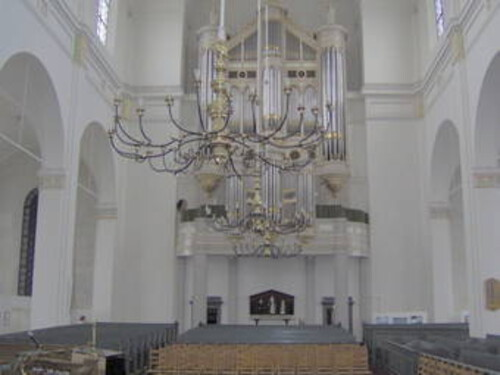 De Populaire orgelbespeling van zaterdag 15 september