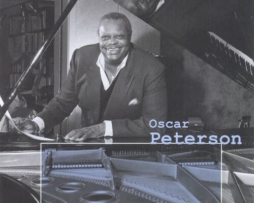 Oscar Peterson Live in Paris (1) & gebeden uit de traditie der eeuwen