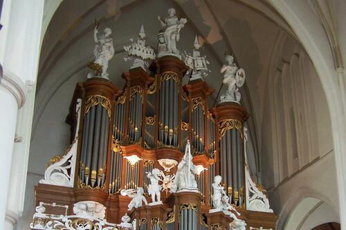 De populaire orgelbespeling van zaterdag 29 december