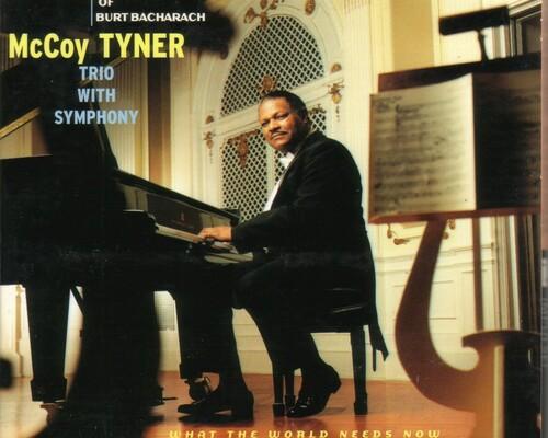McCoy Tyner Trio plays Bacharach