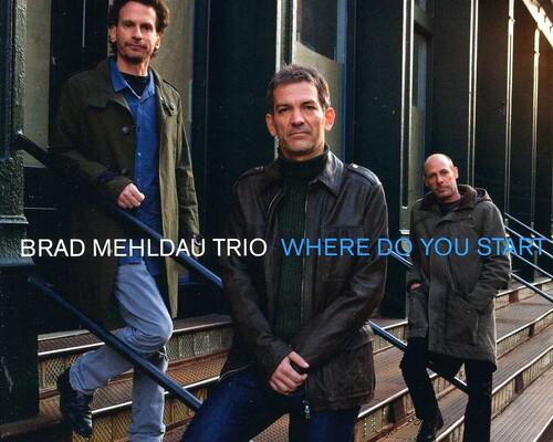 Brad Mehldau Trio & teksten van o.a. Augustinus