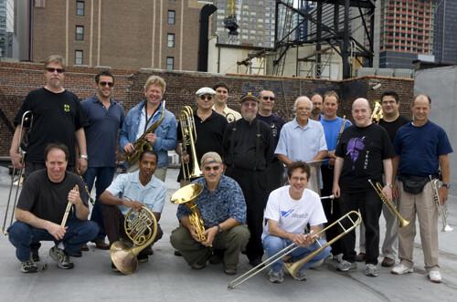 Manhattan Jazz Orchestra & Keltische gebeden en gedachten