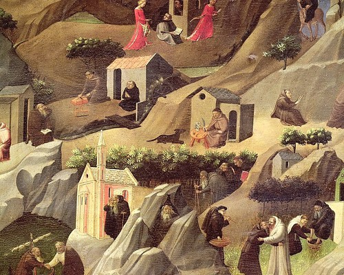 Grant Green & teksten van de woestijnvaders
