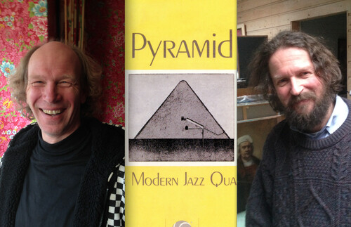 Modern Jazz Quartet & Ruurd Walinga & Willem Zijlstra