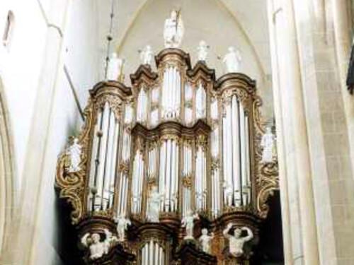 Populaire orgelbespeling