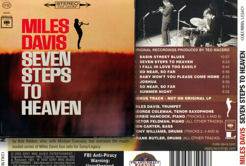 Miles Davis & Henk van der Spoel & Jaap Booij
