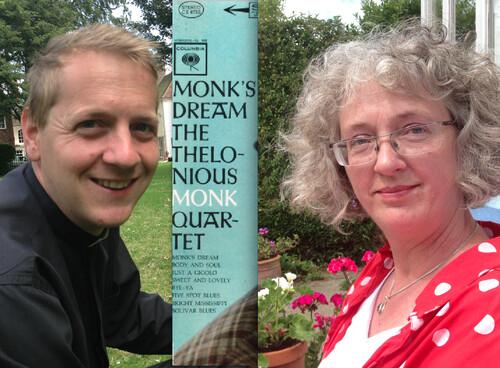 Thelonious Monk & Jan Nobel & Ria Kattenberg