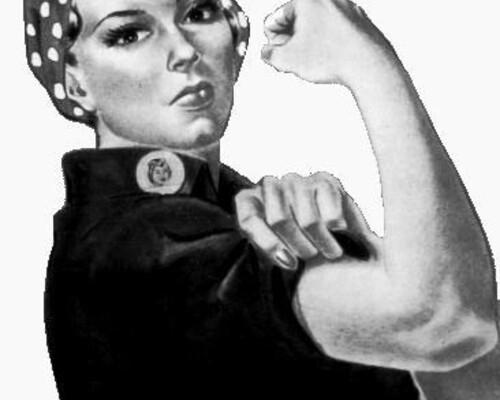 Internetprivacy, en: vrouwen op de werkvloer