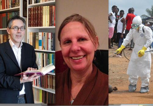 Adrienne Blomberg & Ebola & Marten van Willigen & Carthago