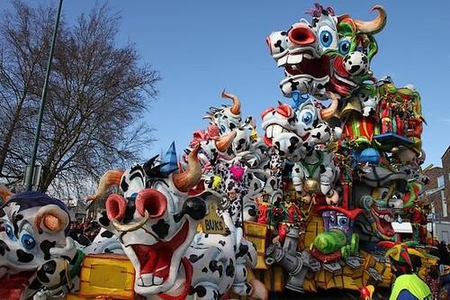 Kinderreclame en Carnaval