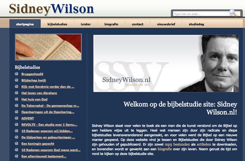 Henk Binnendijk & Sidney Wilson & Marten van Willigen
