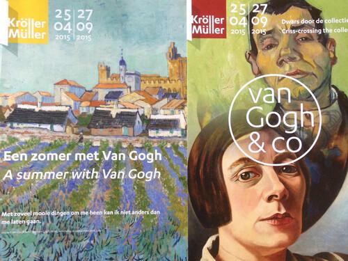 Laurentius & Vincent van Gogh