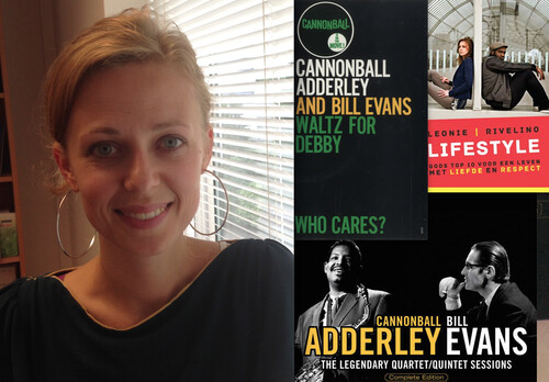 Leonie de Beer & Lifestyle & Anne van de Bijl & Cannonball Adderley & Bill Evans
