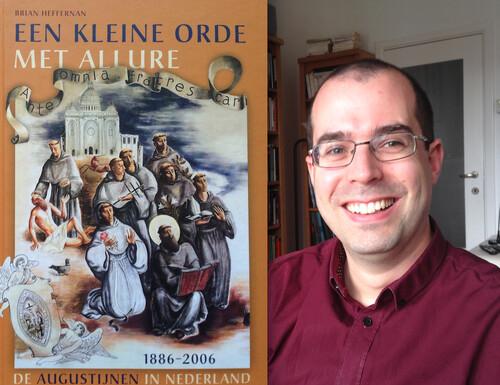 Brian Heffernan & de Augustijnen in Nederland & Aart Brons & Israel & John Coltrane