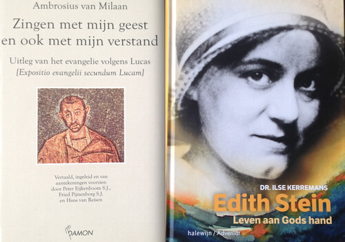Ambrosius & Hans van Reisen & Edith Stein & Ilse Kerremans