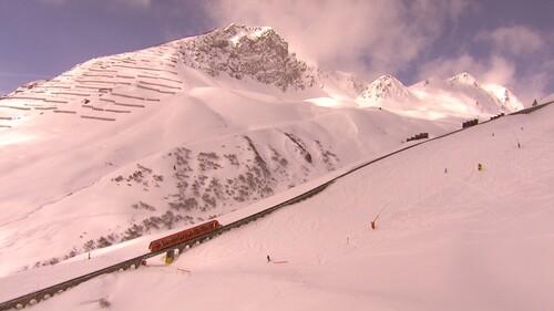 Zwitserland: Bergün-Davos-Parsenn