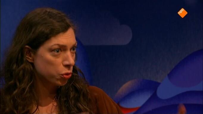 Afbeelding van aflevering: Hanna Bervoets