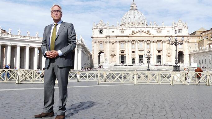 Afbeelding van aflevering: In de ban van de paus
