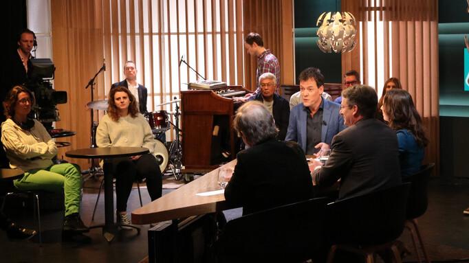 Afbeelding van aflevering: de Tafel van Tijs