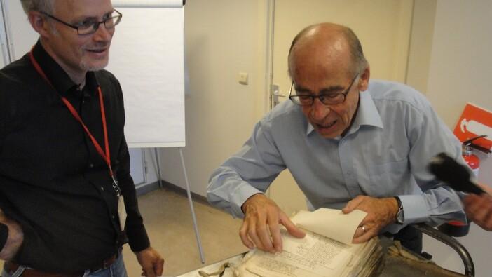 Afbeelding van aflevering: Johan Decavele & Pieter Titelmans