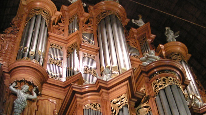 Afbeelding van aflevering: Populaire orgelbespeling van zaterdag 1 december