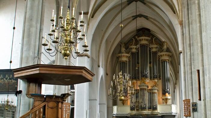 Afbeelding van aflevering: De Populaire orgelbespeling van zaterdag 13 juli
