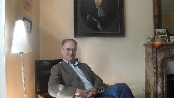Afbeelding van aflevering: Caspar Visser 't Hooft.