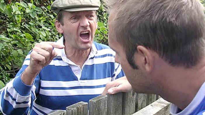 Afbeelding van aflevering: Burenruzie, en: spontane gesprekken