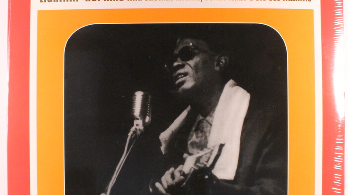 Afbeelding van aflevering: Lightnin' Hopkins 7 the Blues Summit & teksten van monniken