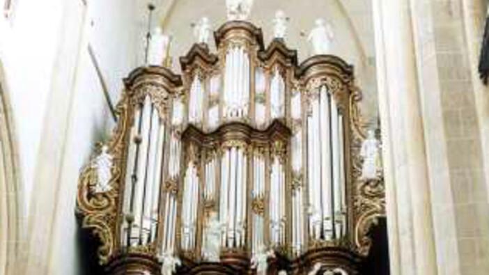 Afbeelding van aflevering: Populaire orgelbespeling