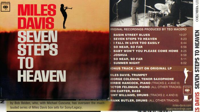 Afbeelding van aflevering: Miles Davis & Henk van der Spoel & Jaap Booij