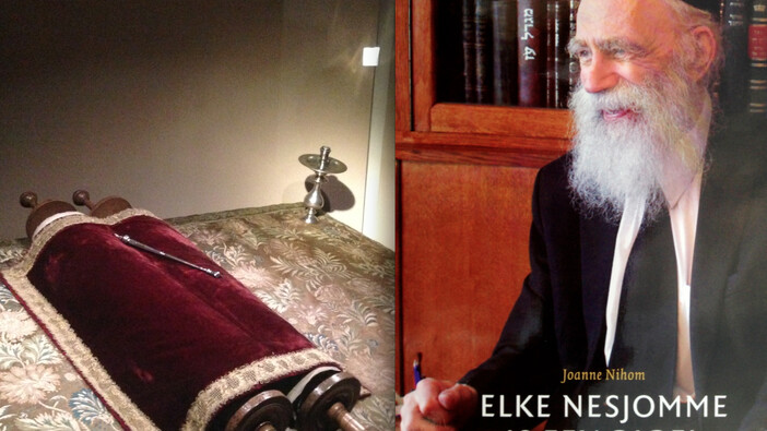Afbeelding van aflevering: Joanne Nihom & rabbijn Friedrich & Du Vin, Du Pain, Du Train met Annette Uzoigwe deel 2