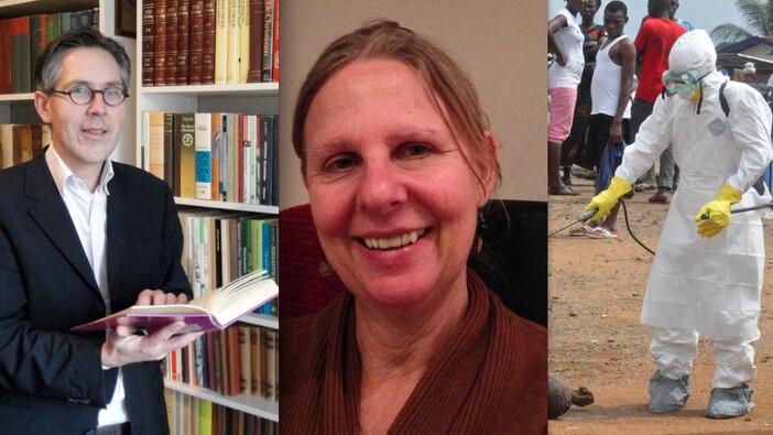 Afbeelding van aflevering: Adrienne Blomberg & Ebola & Marten van Willigen & Carthago